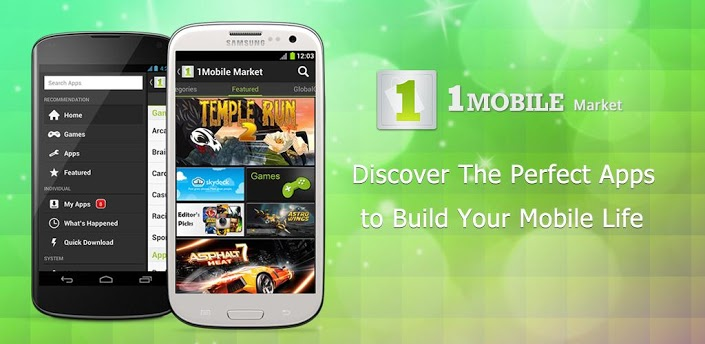 Download 1Mobile Market (Free Android Store) to your phone |